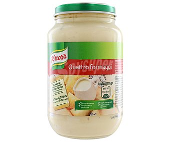 Knorr Knorr Salsa 4 Formaggio 400 g