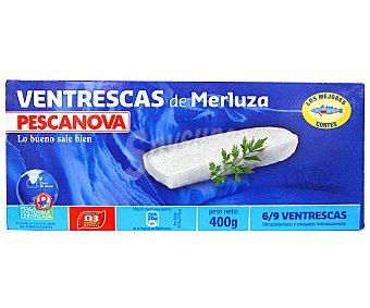 Pescanova Ventrescas de merluza 400 g