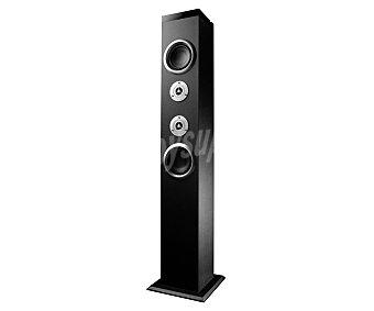 Energy Sistem Torre de audio Potencia de 40W rms, Bluetooth, puerto usb, lector de tarjetas, color negro 1 Unidad