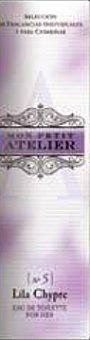 Mon Petit Atelier Eau toilette mujer lila chipre vaporizador Botella 20 cc