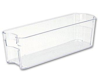 MONDEX Cajón organizador para figrofífico, fabricado en plástico resistente transparente, 4 litros de capacidad, 37x10,5x10 centímetros 1 unidad
