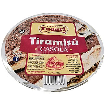 Postres Tuduri Tiramisú 150 g
