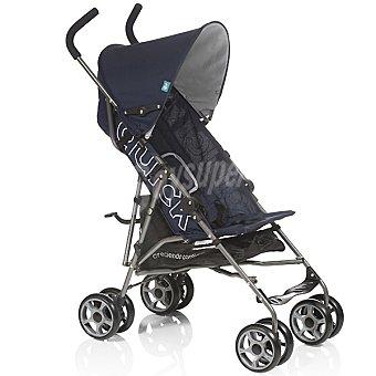 INNOVACIONES MS Quick silla de paseo de fácil manejo, segura y confortable en color azul marino