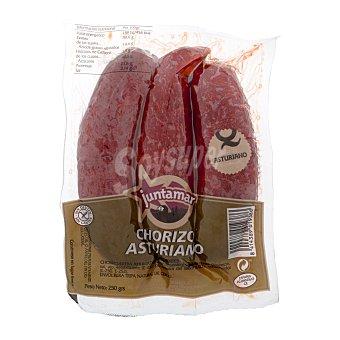 Juntamar Chorizo asturiano Paquete 250 g