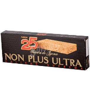 25 Turrón Jijona non plus ultra artesano 450 g