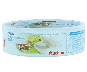 Auchan Queso light en porciones 16 unidades 250 gramos