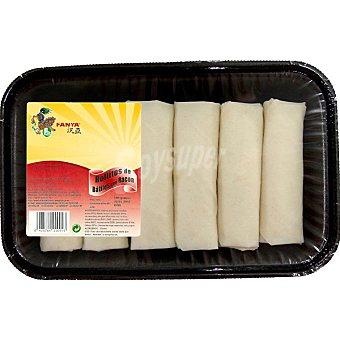 Fanya Rollitos de dátiles con bacon Bandeja 6 unidades