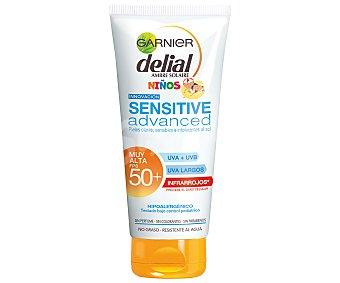 Delial Garnier Leche solar especial para niños con factor de protección 50+ (muy alto) 200 ml