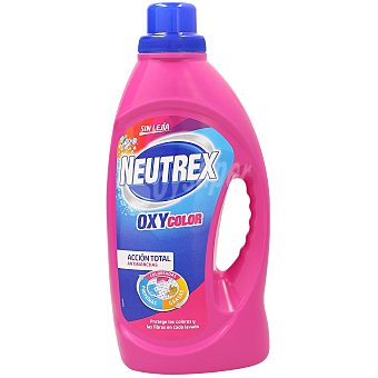 Neutrex Quitamanchas en gel color 1,6 l