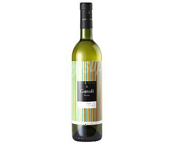 GENOLÍ Vino Blanco Botella de 75 Centilitros