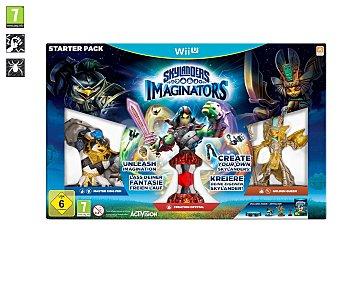 Aventura Videojuego pack de inicio Skylanders Imaginators para Playstation 4. Género: , acción. PEGI: +7