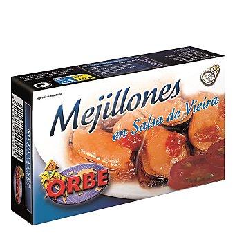 Orbe Mejillones en salsa de vieira 69 g