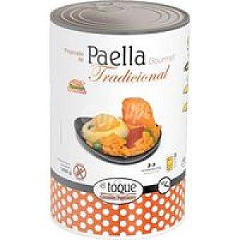 COMIDAS POPULARES Preparado para paella Lata 420 g