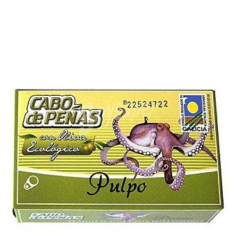 Cabo de Peñas Pulpo en aceite de oliva virgen extra ecológico 65 g