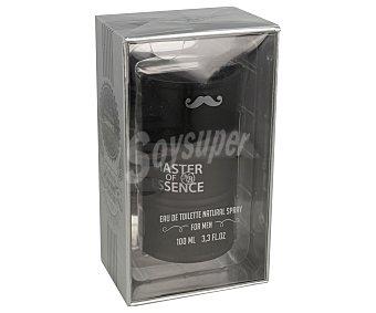 Master Eau de toilette para hombre con vaporizador en spray OF essence 100 ml