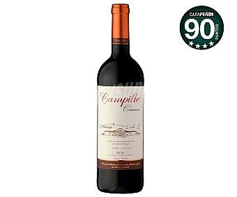 Campillo Vino tinto con denominación de origen Rioja Crianza Botella de 75 cl