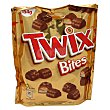 Bites barritas rellenas de caramelo con chocolate con leche bolsa 154 gr bolsa 154 gr Twix