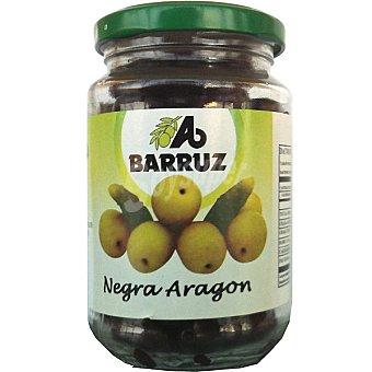 Barruz Aceituna negra aragón Tarro 200 g neto escurrido