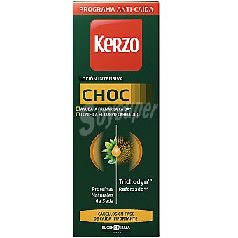 Kerzo Loción capilar Choc cabello en fase de caída importante Frasco 150 ml
