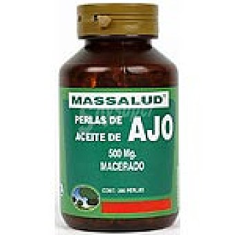 MASSALUD Perlas de aceite de ajo macerado Bote 500 g
