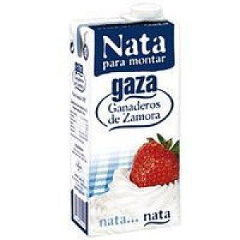 UHT GAZA Nata Brik 1 litro