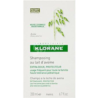 Klorane Champú leche de avena Bote 200 ml