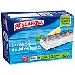 Lomos de merluza Caja 360 gr Pescanova