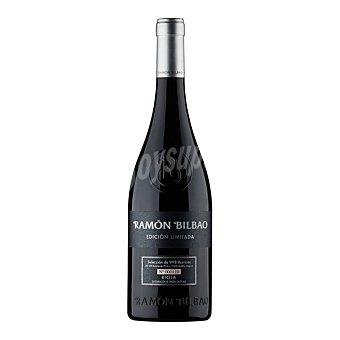 Ramón Bilbao Vino tinto crianza de edición limitada, denominación de origen Rioja Botella de 75 cl
