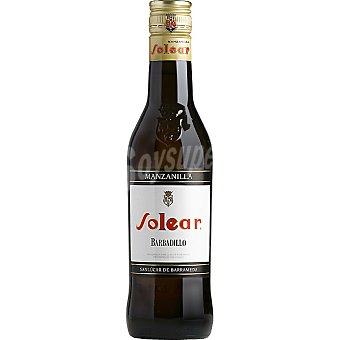 Solear Manzanilla botella 37,5 cl Botella 37,5 cl
