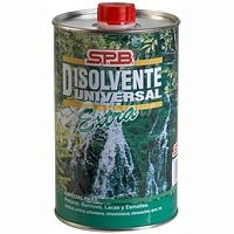 MPL Disolvente universal extra Botella 1 litro