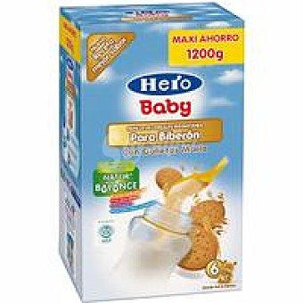 Hero Baby Papilla de galletas Natur Balance