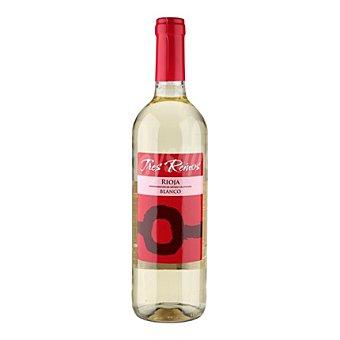 Tres Reinos Vino D.O. Rioja blanco - Exclusivo Carrefour 75 cl