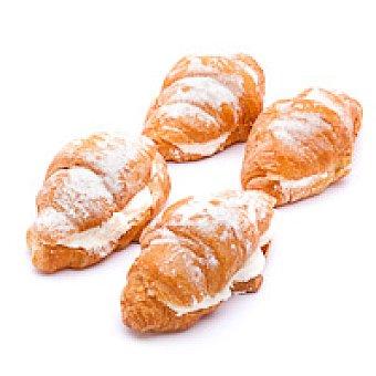 Mini croissant de nata Bandeja 6 unid