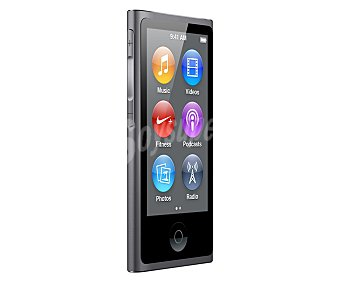 Ipod nano gris Reproductor MP4 16GB