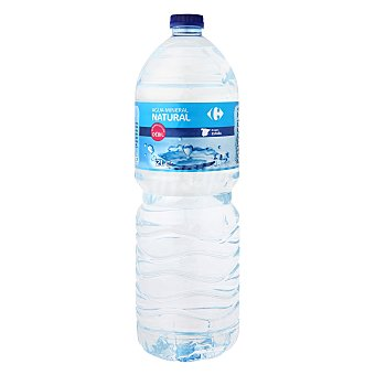 Carrefour Agua mineral Carrefour natural 2 l