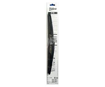 Valeo Escobilla limpiaparabrisas trasero de 350 milímetros de longitud, con adaptador de ajuste tipo U Nº 52