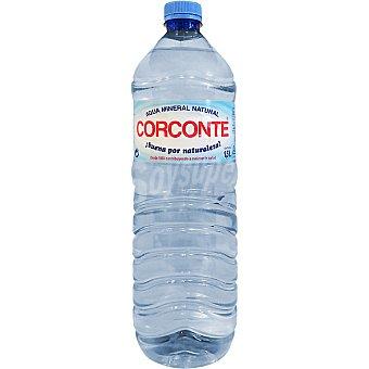 Corconte Agua mineral Botella 1,5 l