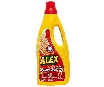 Alex Cera roja ideal para renovar y proteger los suelos rojizos (terractta, barro cocido, suelos rústicos,...) 750 ml