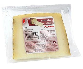 Auchan Queso mezcla curado 330 g