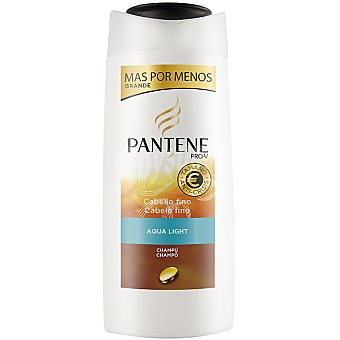 Pantene Pro-v Champú Aqua Light para cabello fino Frasco 675 ml