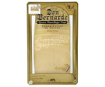 Don Bernardo Queso D.O. Manchego en Lonchas 140g