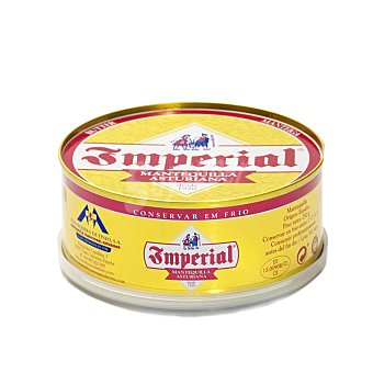 Imperial Mantequilla asturiana Lata 250 gr