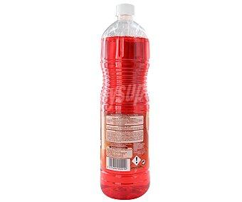 AUCHAN Fregasuelos con aroma a frutos rojos 1,5 litros