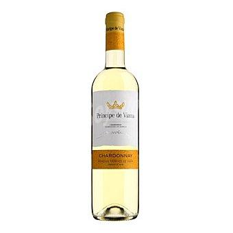 Principe de Viana Vino Blanco Chardonnay Navarra Botella 75 cl