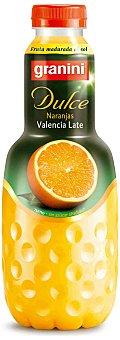 Granini Zumo de naranja dulce Botella 1 litro