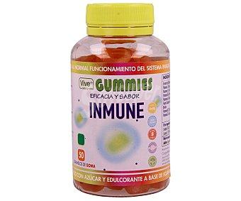 Vive+ Complemento alimenticio vive plus salud y vida gummies inmune 50 unidades