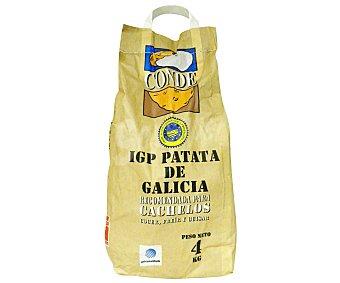 HORTALIZA Cachelos Bolsas de 4 Kilogramos