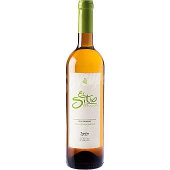 El sitio de san juan Vino blanco malvasía aromática D.O.P Islas Canarias 75 cl 75 cl