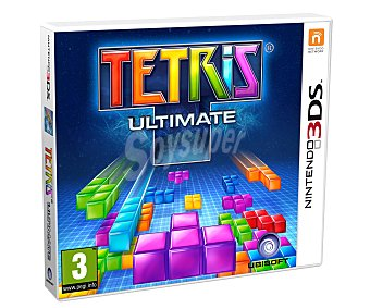 UBISOFT Tetris Ultimate 3Ds 1u