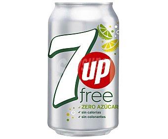 7Up Refresco de Lima Limon Light Lata 33 cl